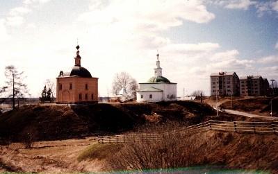 Село Усть-Вымь, май 1999 г.
